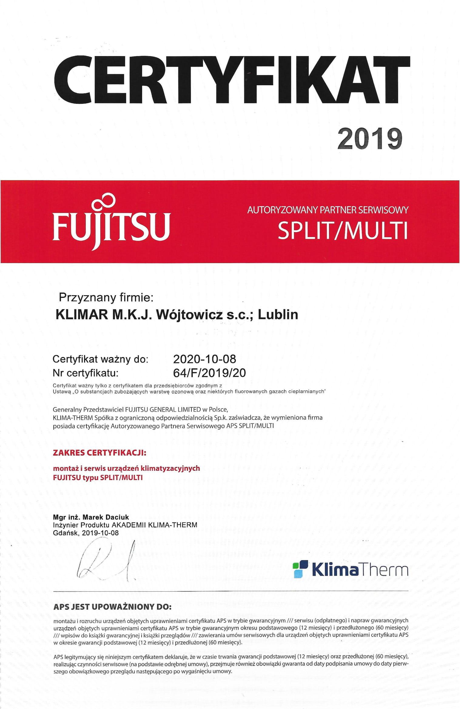 fujitsu vrf-1